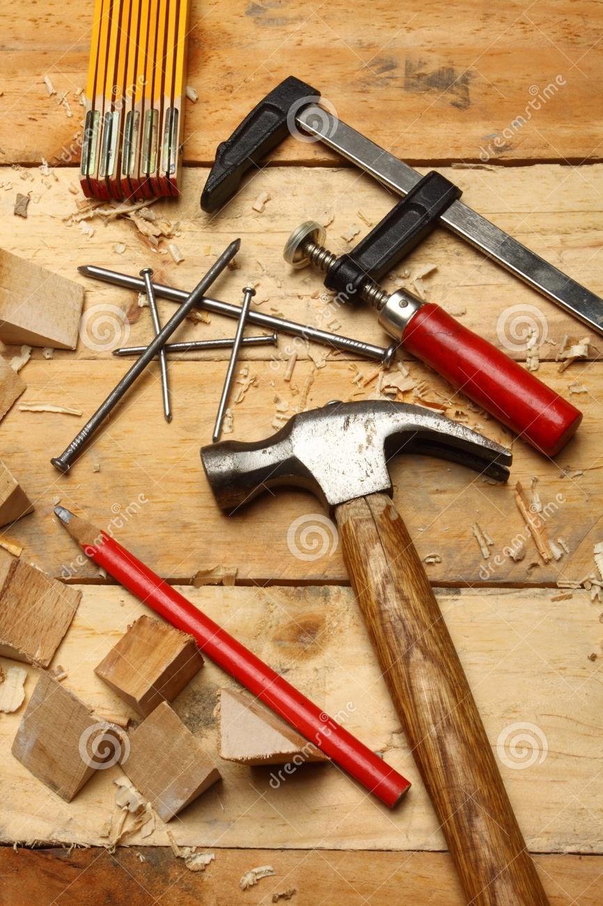 Carpenters tool fuck